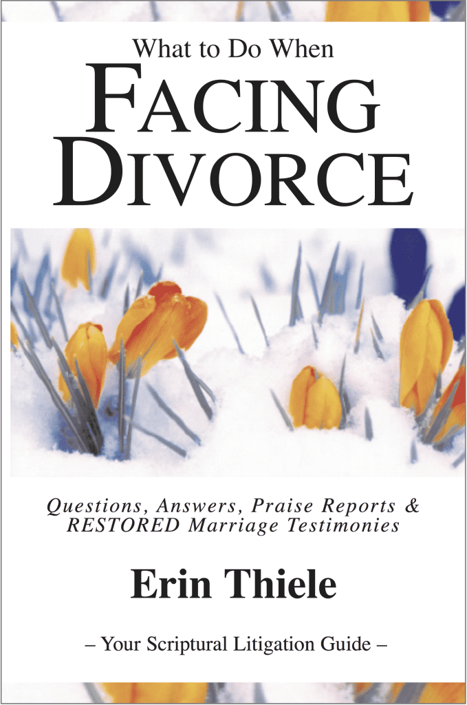 Facing Divorce.