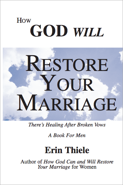 How God Will Restore Your Marriage