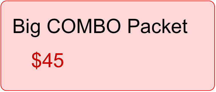 Big COMBO Packet